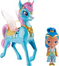 Mattel- Shine & Magical Flying Zahracorn Maíz Zahra Volador, Multicolor (FVF91)