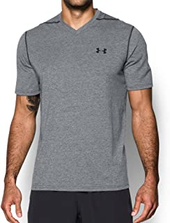 Men's Threadborne Striped v-Neck t-Shirt