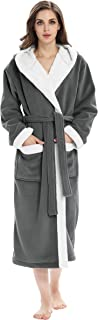 Best womens robes with hood Reviews