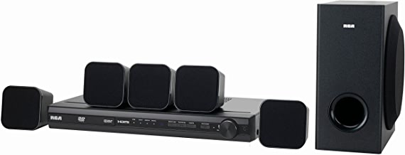 RCA (RTD3276H) 200-Watt 5.1 Channel DVD Home Theater System