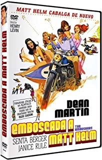 Emboscada a Matt Helm DVD 1967 The Ambushers