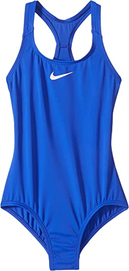 Nike Kids - Solid Racerback Sport One-Piece (Little Kids/Big Kids)