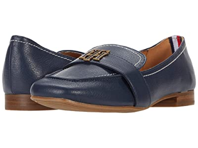 Tommy Hilfiger Trudiy 2 (Dark Blue) Women