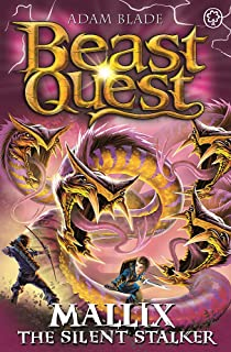 Beast Quest: Mallix the Silent Stalker: Series 26 Book 2
