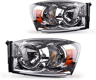Best ram 1500 replacement headlights Reviews