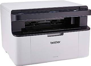 Brother DCP-1610W Multi-Function Monochrome Laser Printer,Black/White