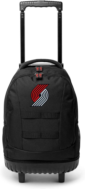 "NBA 18"" Wheeled Max 62% OFF Toolbag sale Trail Blazers Portland"