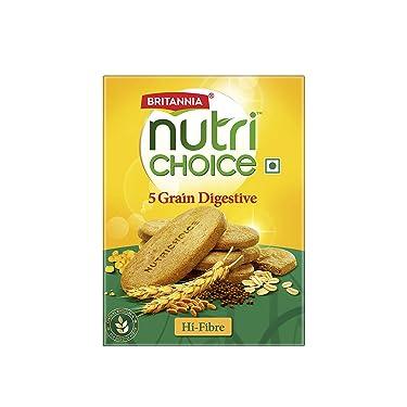 NutriChoice Digestives 5 grain, 200g