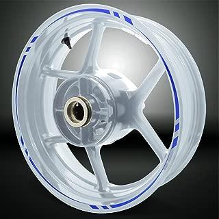 Swift Outer Rim Liner Stripe for Suzuki GSXR 1000 Reflective Blue