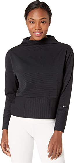 Dry Get Fit Fleece Mock