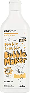 Ecostore Kids Bubble Bath, Pear Pop, 400 milliliters