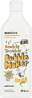 Ecostore Kids Bubble Bath, Pear Pop, 400 milliliters