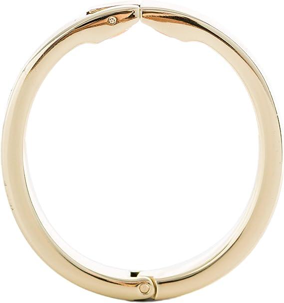 Ovalet Lockable Key Ring Bracelet - Purse Hook for Table | Stroller Hook
