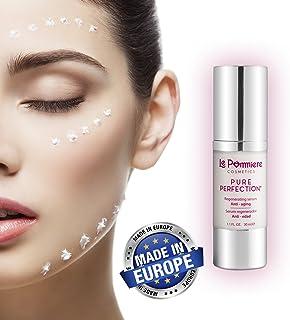 Mejor Serum Facial Hidratante. Ácido Hialurónico antiedad. Crema Gel anti arrugas para el rostro Atenua líneas de expresi...