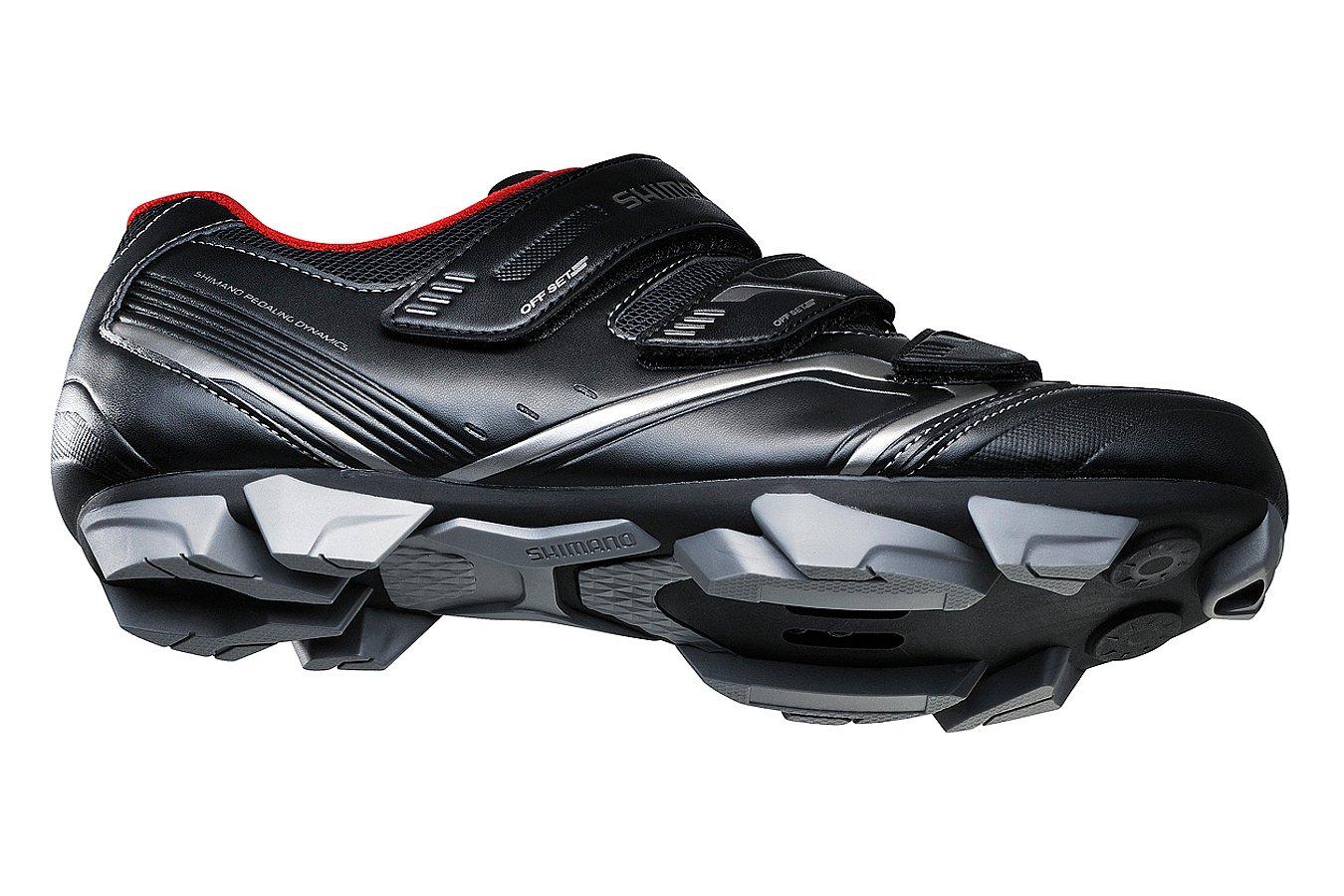 Zapatillas Shimano SH-XC30L negro para hombre Talla 43 2014 Zapatillas MTB: Amazon.es: Deportes y aire libre
