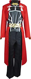 Fate/Stay Night Servant Archer Shirou Emiya Uniform Outfit Cosplay Costume