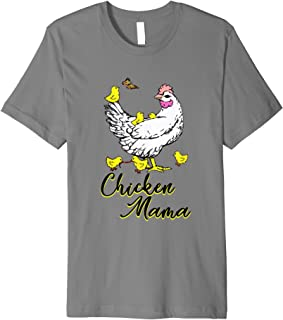 Chicken mama t-shirt - Chicken Shirts Gift For Mother's Day