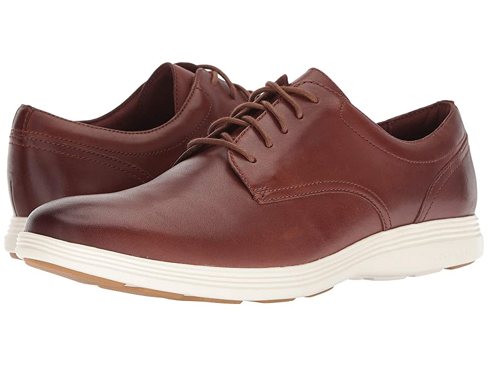 Cole Haan Grand Tour Plain Ox (Woodbury Leather/Ivory) Men