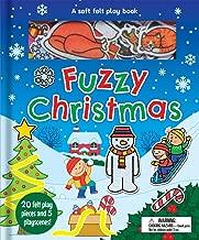 Fuzzy Christmas (Soft Felt Play Books)