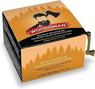 Woodsman - Bálsamo de Crecimiento de Barba y Bigote Extra F