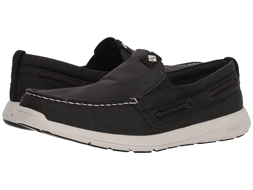 Sperry Sojourn Slip-On SW (SW Black) Men