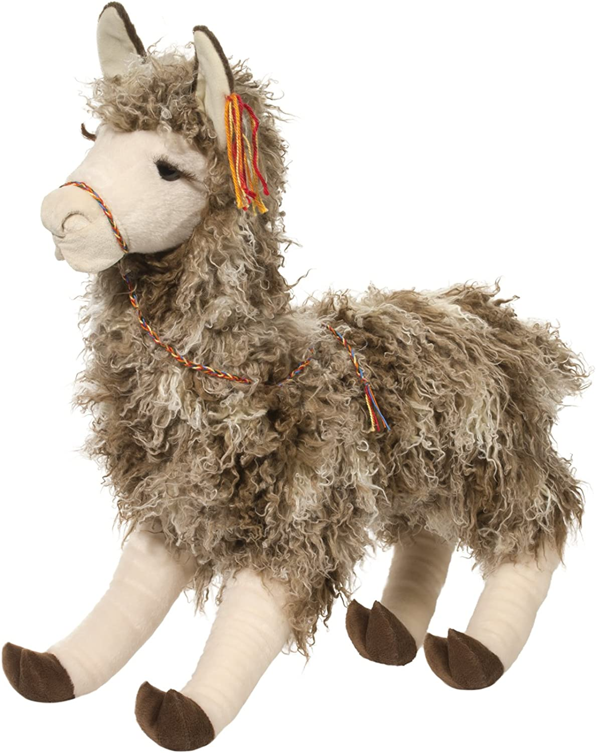 Lola Llama 23 inch  Stuffed Animal by Douglas Cuddle Toys (2378)