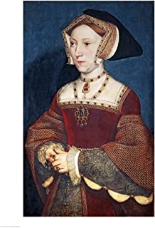 Jane Seymour, 1536 by Hans Holbein The Younger Art Print, 17 x 22 inches