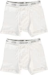 Men's 2-Pack Comfort Soft Cotton Boxer Brief