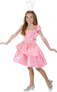 Princess Paradise The Wizard of Oz Glinda The Good Witch Sassy Costume, Pink, Tween 6/8