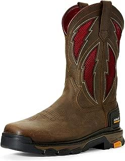 ARIAT Men's Intrepid Venttek Lightning Work Boot