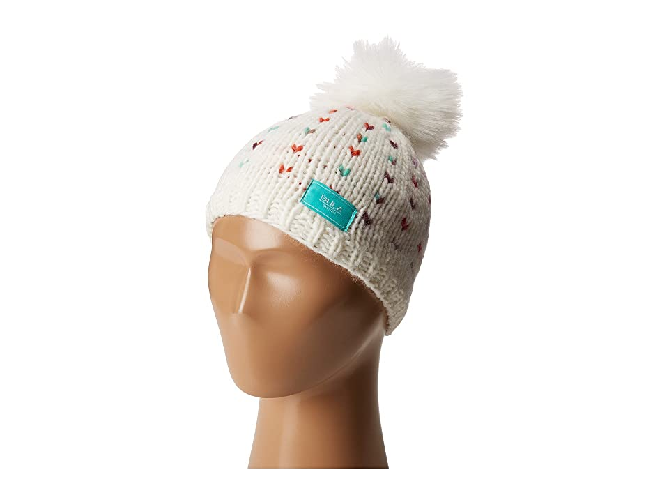 BULA Kids Candy Beanie (Big Kid) (White) Beanies