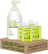 DutyBox Dish Soap – Liquid Foam Soap for Dishes