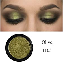 Gaddrt Glitter Shimmering Colors Eyeshadow Soft Natural