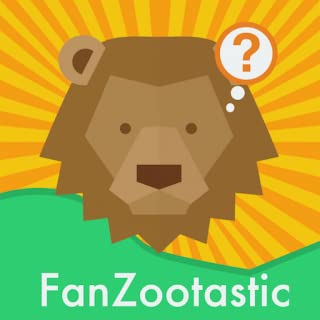 FanZootastic Quiz - Just Guess the Animals and Answer trivia question game for children
