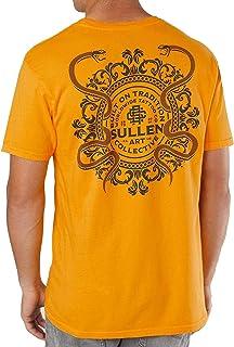 Sullen Men's Ornate Short Sleeve T Shirt