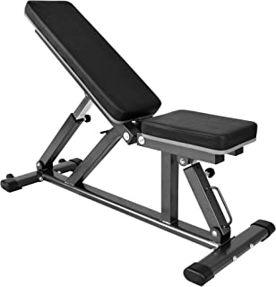 YouTen(ユーテン) インクラインベンチ フラットベンチ 耐荷重300kg 40段階調整可能 ダンベル トレーニングベンチ デクラインベンチ インクラインベンチ 筋トレベンチ トレーニングベンチ