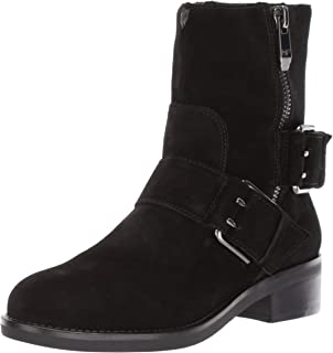 Marc Fisher Womens Parole Suede a Booties