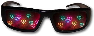 نظارات عاكسة للقلوب- يمكنك مشاهدة القلوب في كل مكان نظارات ريف