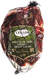 ElPozo Paleta Ibérica De Cebo, Deshuesada, 2300 Gramo