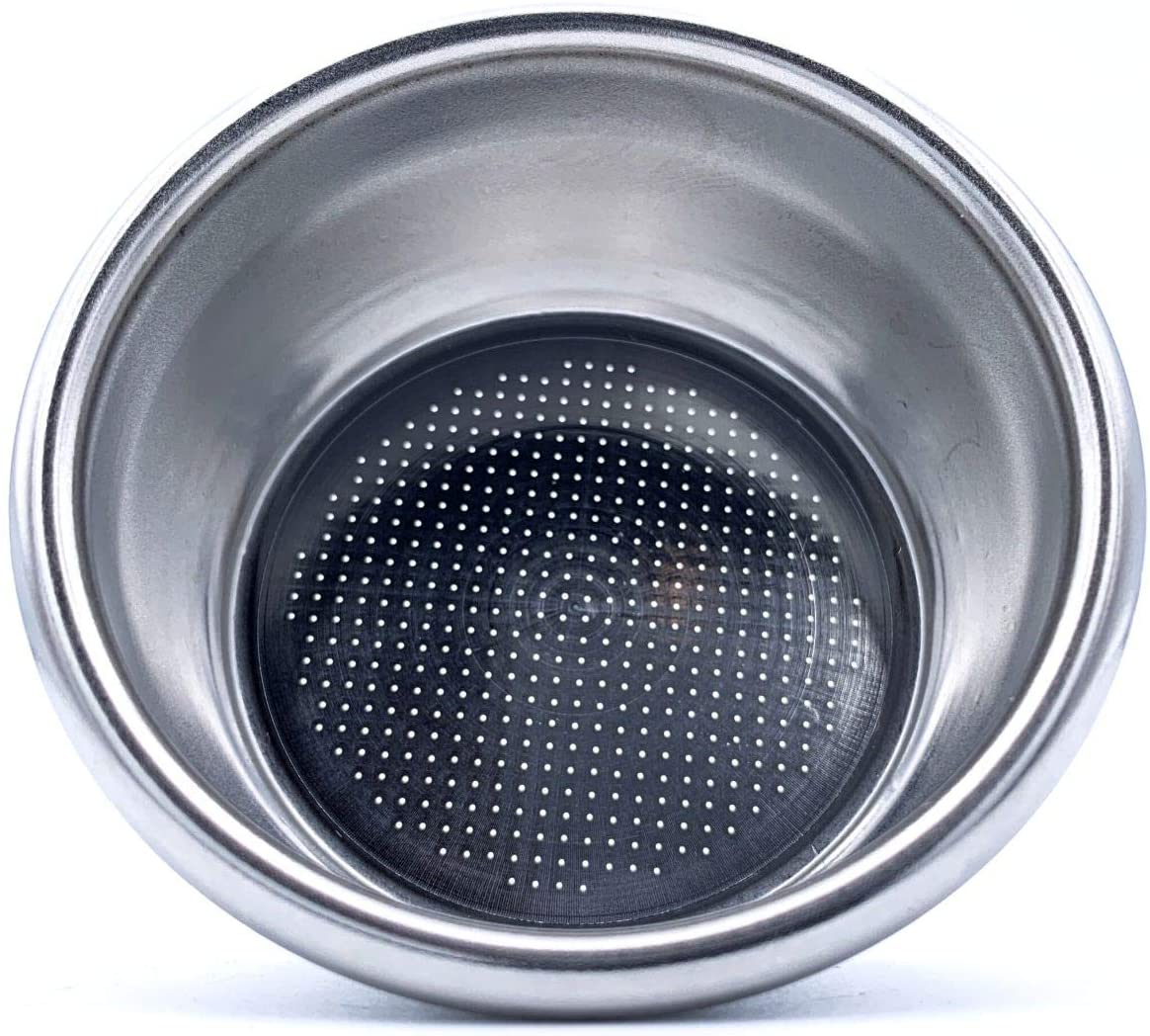 54mm 2 Cup Single Wall Cash special price Coffee Max 47% OFF Basket St Filter Non-Pressurized -