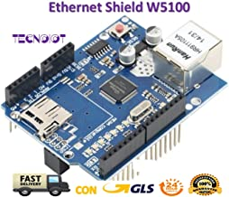 TECNOIOT Ethernet Shield W5100