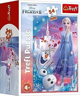 Frozen 2 Disney Anna and Olaf Mini 54 Piece Jigsaw Puzzle