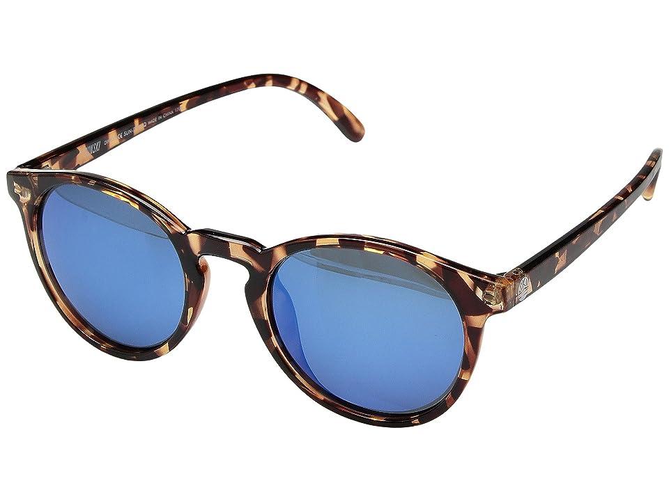 Sunski Dipsea (Tortoise/Aqua) Sport Sunglasses
