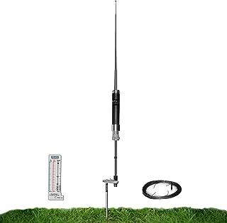 Super Antenna MP1DXG HF Portable Antenna with Ground Mount ham Radio Amateur Backpacking