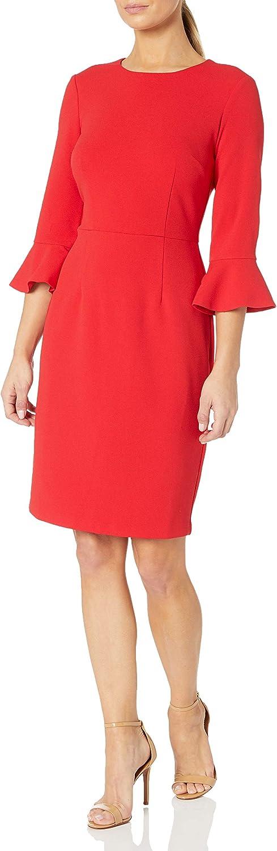 Donna Morgan Women's Kendall Sheath Dress
