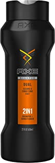 AXE 2 in 1 Shampoo and Conditioner, Dual, 22 oz (Pack of 2)