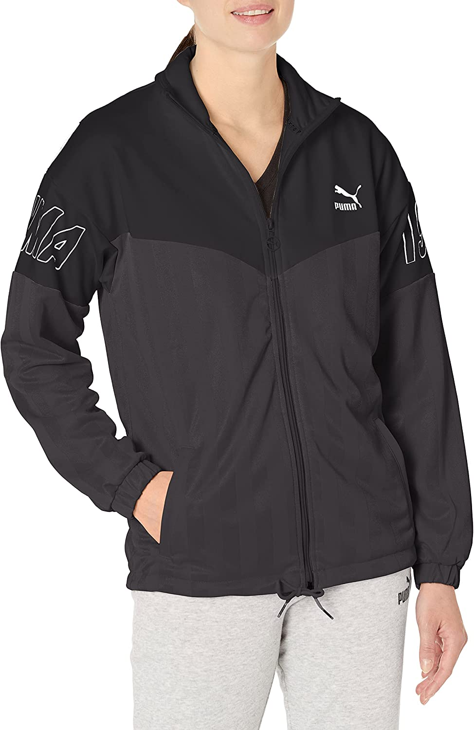 online shopping PUMA Free shipping anywhere in the nation Women's Luxtg Jacket Jacquard