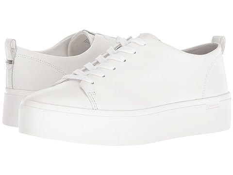 Danica Convertible Sneaker, White/ White Leather