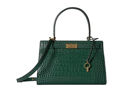Tory Burch Lee Radziwill Small Bag (Norwood) Handbags