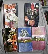 5 Nora Roberts The MacGregor Series:Rebellion, Daniel & Ian, Robert & Cybil, The MacGregor Brides, The MacGregor Grooms (T...